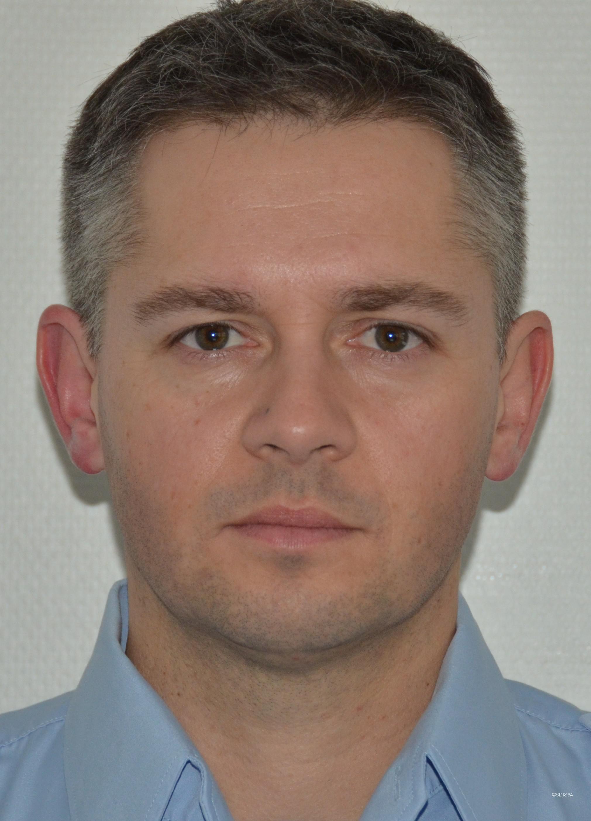 Lieutenant-colonel Stéphane FORÇANS