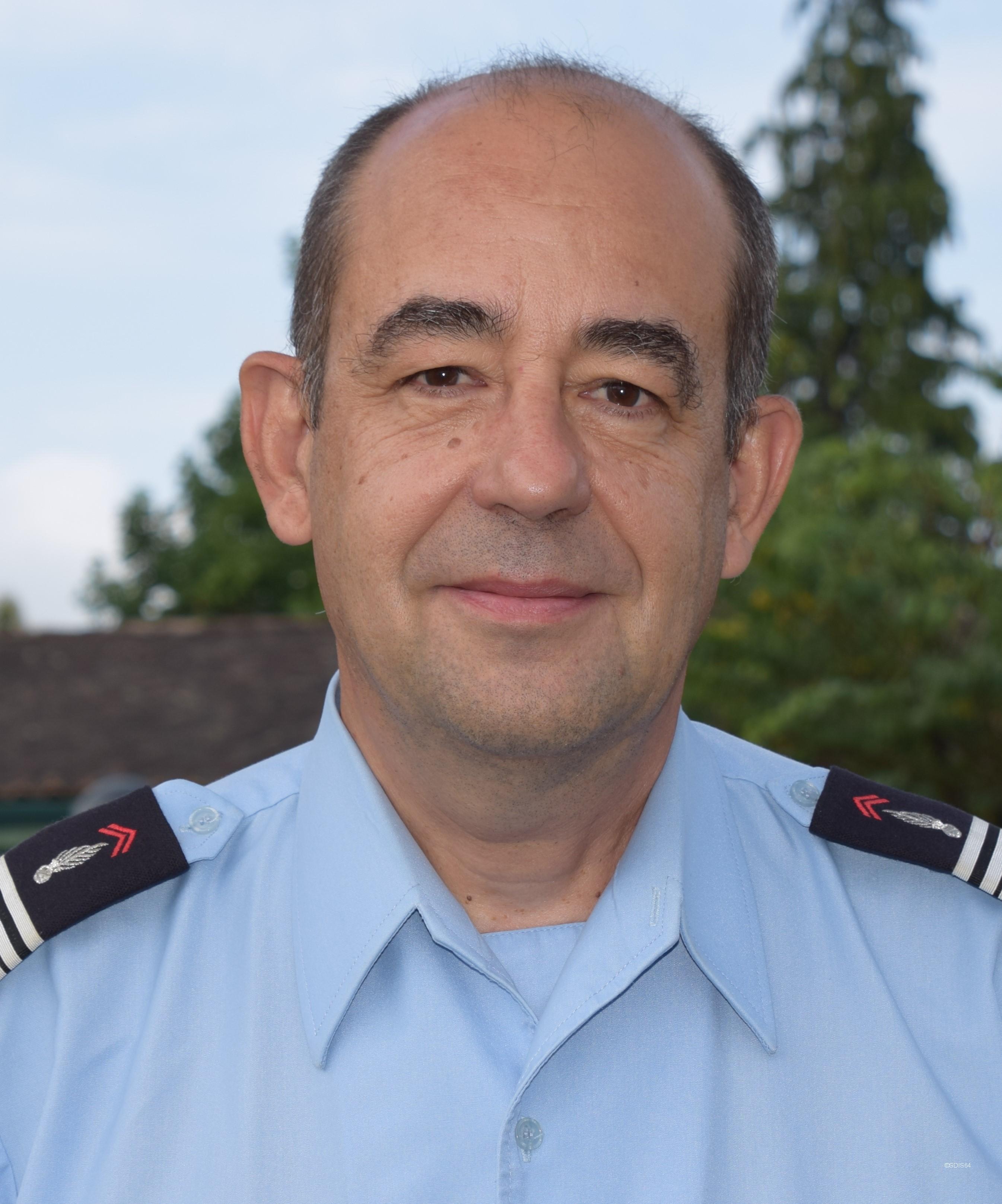 Lieutenant-colonel Patrice POISSON