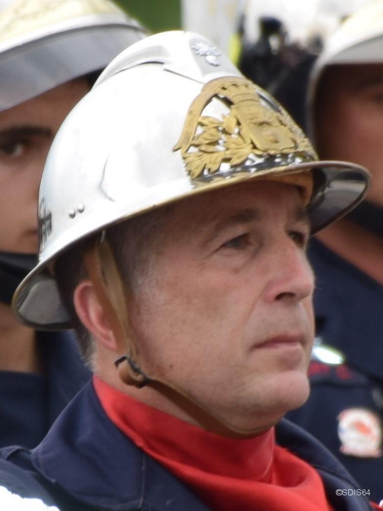 Lieutenant-colonel Gérard IRIART