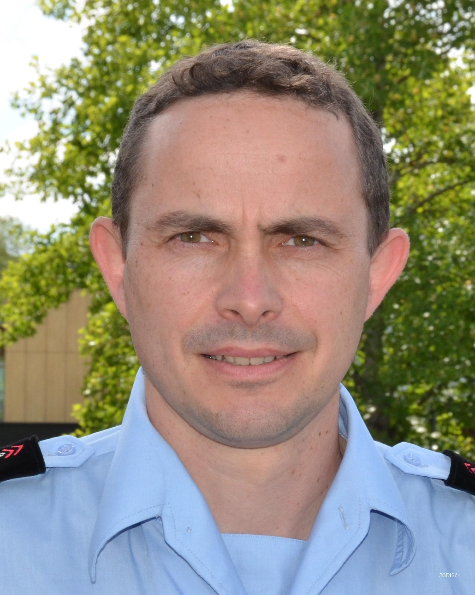 Lieutenant-colonel Nicolas FARDEAU